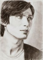 Cillian Murphy by HER-bg