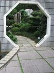 Chinese Tai Chi Garden 01 by Ghost-Stock