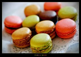 Macaroon by Nylons