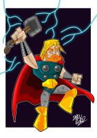 The Mighty Thor by Drew0b1