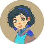 Cute Girl by Narasura-of-Kashi