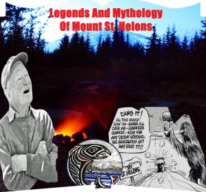 Mythology Of Mt. St. Helens--Part 3C