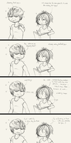 TS-Sketch: Being Single by LivanaS