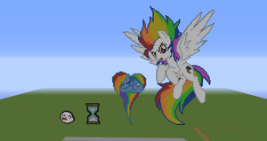 some pixel art by thebronymastermind2