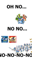 Omega Ruby and Alpha Sapphire by Tayzonrai