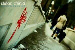 markings to the spot by chirilas