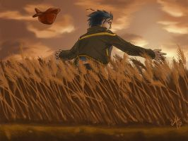 The catcher in the rye by Mercurio2539