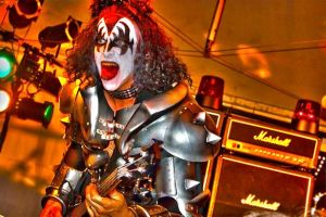 Gene Simmons Tribute by shaguar0508
