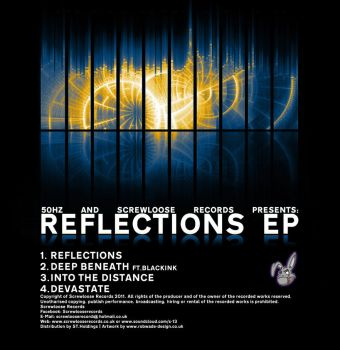 50 Hz Reflections EP Back by cps90