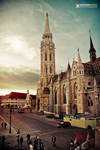Matthias Church by piximi