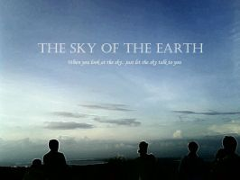 Sky of The Earth by Pungky08