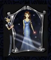 Bella Cullen Reflection by pauliedoodle