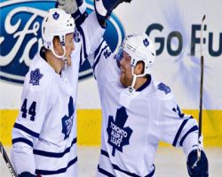 Phil Kessel And Morgan Rielly Edit  by Musicislove12