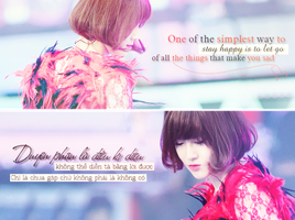 [140816][PSD][ Quote Cover ] Kim Sumi by JulieMin