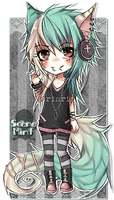 Scene Mint Adopt [CLOSED] by nerinrin