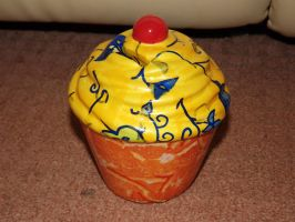 Decoupage Cupcake 2 by kizgoth