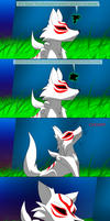 Okami: Oops by Machaphasesix