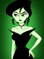 Shego's New LBD by turbolover175