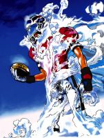 Eyeshield 21 by behind-facades