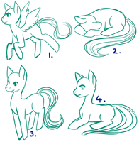 [YCH] Pone auction [OPEN] by Chrysanthanos