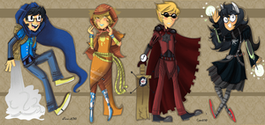 God Tier SteampunkStuck by cam070