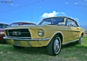 67' Ford Mustang Convertible by Mister-Lou