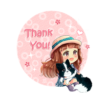 Thank You by NaiLyn