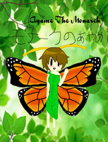 .:New OC:. Ayame The Monarch by Jannet-Teh-Kitty