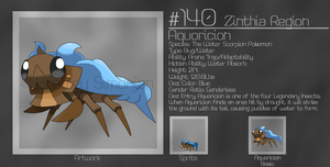 140 Aquoricion by Clowcardruler