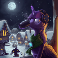 Winter Nights by DarthAgnan