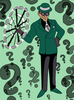 Answer: E.Nygma by Ghostbusterlover