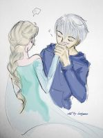 Jelsa-1 Holding Hands by hacques