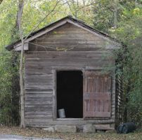 Old Shed by Rjet33