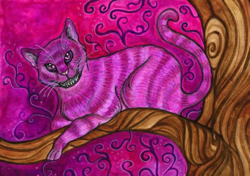Cheshire cat by Magizoom