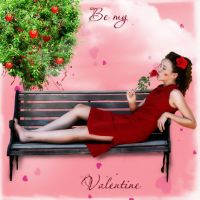 Be my Valentine by Polinamay