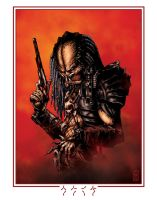 Elder Predator by jpc-art