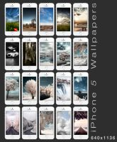 iPhone 5(s) Wallpapers by myINQI by myINQI