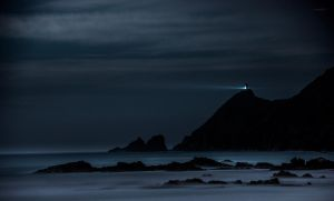 Nugget point by lomatic