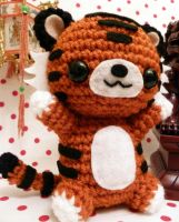 Tiger Amigurumi by cuteamigurumi