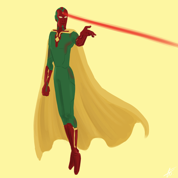 Vision by xxiiCoko