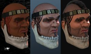 Aztec Warrior Reworking by Rooboy3D