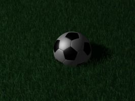 Soccer Ball by marvnation