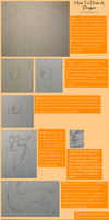 Tutorial: How to Draw a Dragon by Kanonu