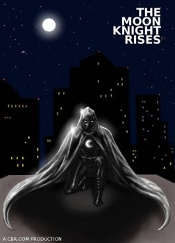 TLIID Movie posters - Moon Knight Rises by Nick-Perks