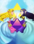 Link between Worlds- FanArt Friday Collab by Raizel-V