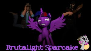 Elements of Insanity- Brutalight Sparcake (7/7) by TheInvertedShadow