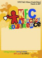 KFC Advocacy Conference id by eggay
