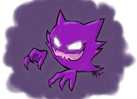 HaUnTeR by TwinCandles