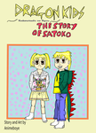 DK Comic: Story of Satoko Cover by Animeboye