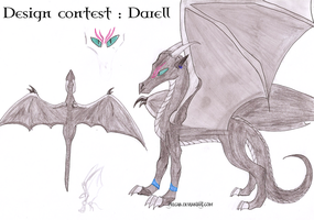 Design contest - Darell by pklcha